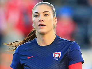 Hope Solo: I Want People to Forgive Me