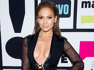 Jennifer Lopez Dishes on Her Exes to Andy Cohen