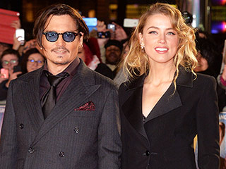 Johnny Depp and Amber Heard Are Getting Married Next Weekend!