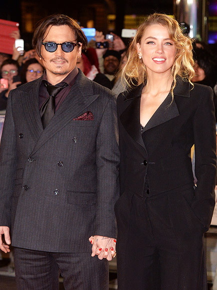 Johnny Depp and Amber Heard to Marry on Private Island