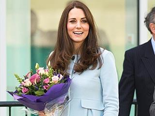 Princess Kate: I Feel the Baby Kicking! | Kate Middleton