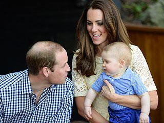 William, Kate and George Take Caribbean Sunshine Break | Kate Middleton, Prince Geor