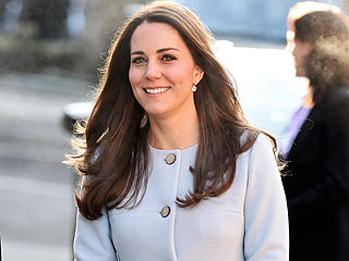 Spotted! Kate Out Driving as Royal Baby Buzz Grows