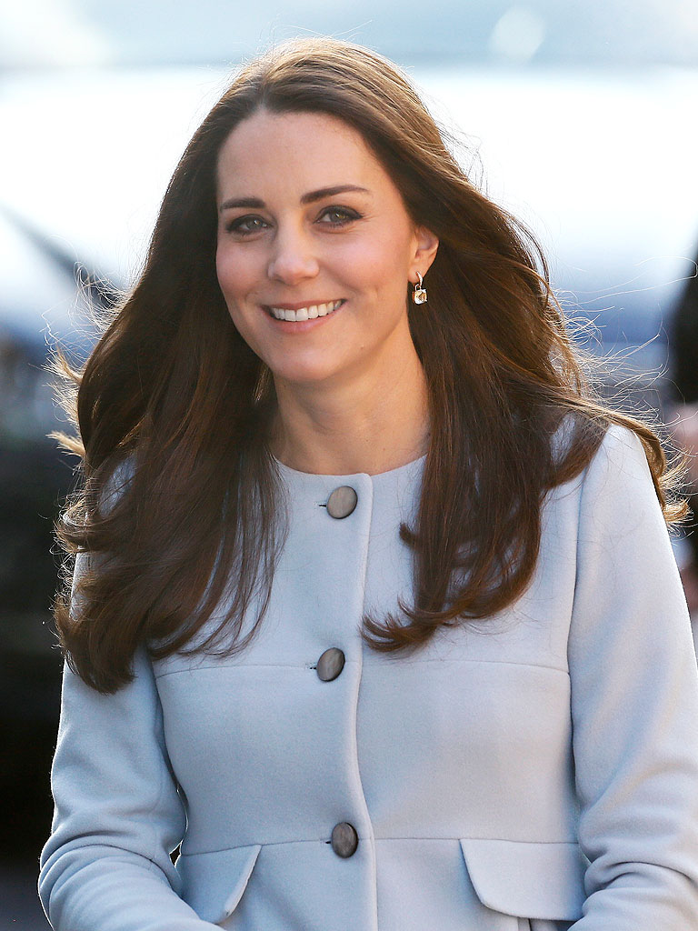 Princess Kate Leaves A 2 Year Old Speechless In Kensington