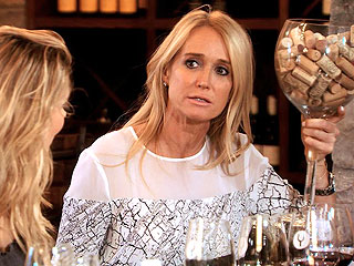 Kim Richards: I Was 'Ashamed' to Admit I Was Drinking Again at RHOBH Reunion