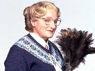 From Entertainment Weekly: Alan Menken Confirms He's Working on Mrs. Doubtfire Musical