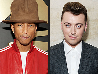 Pharrell Williams and Sam Smith Set to Perform at 2015 Grammys