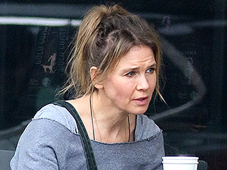 A Fresh-Faced Renée Zellweger Steps Out for Coffee (PHOTO) | Renee Zellweger