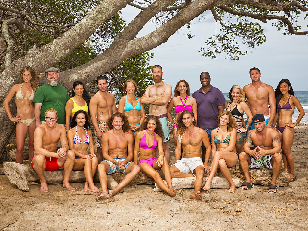 survivor samoa meet the cast of duck