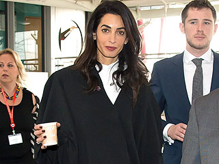 Find Out Where Amal Clooney Will Be Teaching Law this Spring