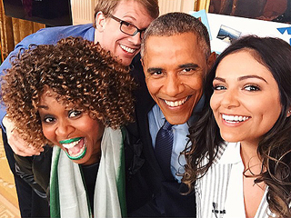 YouTube Comedian GloZell Green Has a Message for First Lady Michelle Obama