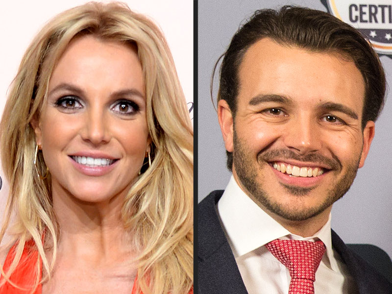 Charlie Ebersol: Girlfriend Britney Spears 'Drives Me to Be Better'