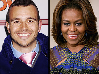 Why Is Britney Spears's Boyfriend, Charlie Ebersol, Teaming Up with Michelle Obama?