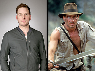 Is Chris Pratt Going to Play Indiana Jones?