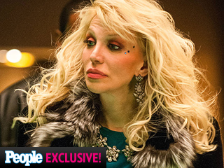 Empire's Courtney Love: I Was Originally Going to Play a 'Whitney Houston Kind of Character' | Courtney Love