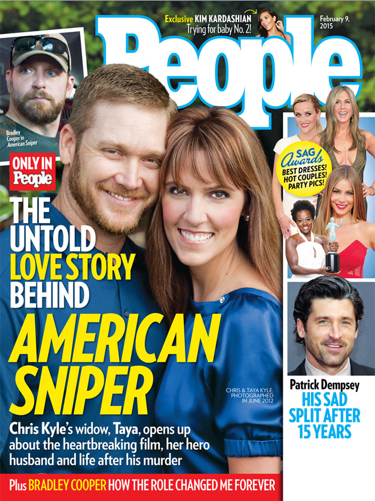 Bradley Cooper: Why American Sniper Was 'Life-Changing'| American Sniper, Bradley Cooper