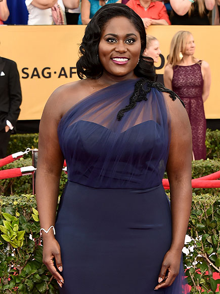 'OITNB' star in tears: Danielle Brooks Tears Role Model