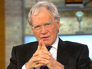 David Letterman: CBS Had 'Good Reason to Fire Me' After My Sex Scandal | David Letterman