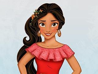 Meet Disney's First Latina Princess!