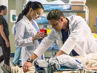 Grey's Anatomy Recap: April Suffers a Crisis of Faith