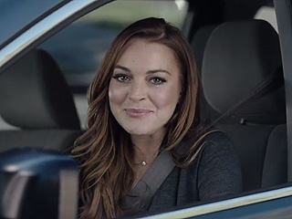 What Personal Scandal Is Lindsay Lohan Poking Fun at in New Super Bowl Ad Tease?