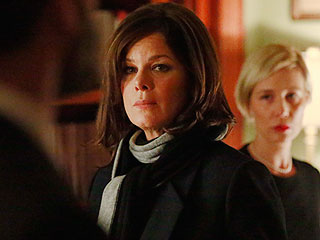 Marcia Gay Harden on Her 'Damaged' How to Get Away with Murder Character (PHOTOS)