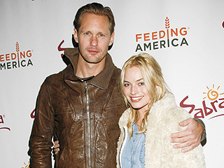 Is Romance Blooming Between Alexander Skarsgard and Margot Robbie?