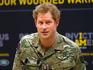 Prince Harry Takes a New