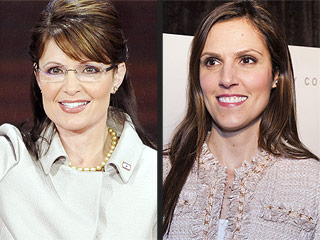 Sarah Palin and American Sniper Widow Taya Kyle Team Up for Charity Event