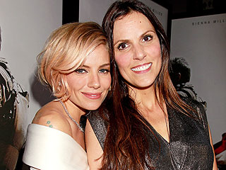 How Sienna Miller Bonded with Chris Kyle's Widow