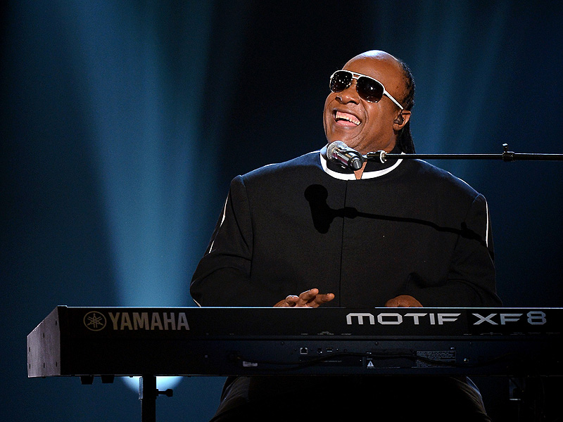 The life and legend of stevie wonder