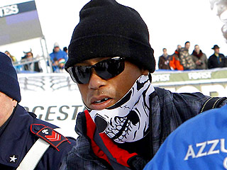 Tiger Woods Explains Ski Slope Tooth Injuries After Lindsey Vonn's Historic Race | Tiger Woods