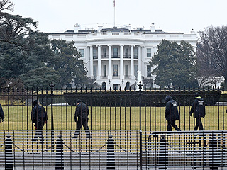 Drone Found on White House Grounds