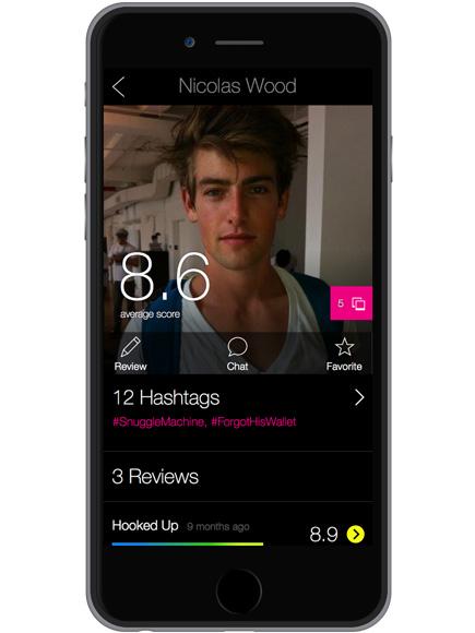 Lulu dating app allows women to secretly rate men on looks ...