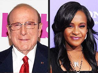 Clive Davis Expresses Support For Bobbi Kristina's Family