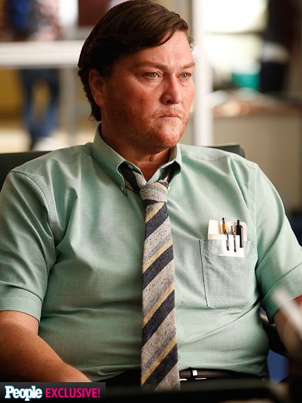 FIRST LOOK: Glee's Coach Beiste as a Man| Gay and Lesbian, Glee, TV News