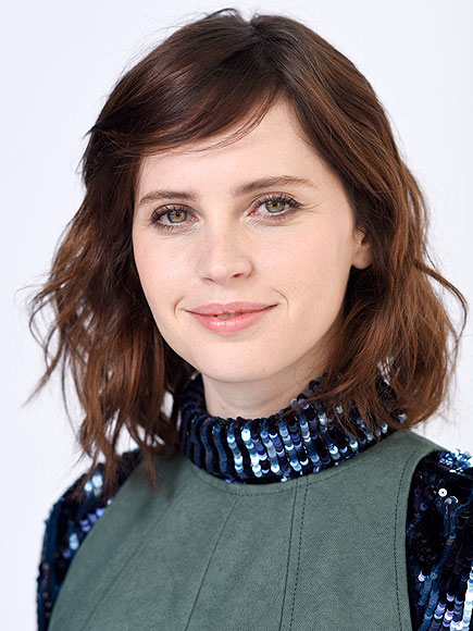 Five Things to Know About the Newest Star Wars Heroine, Rogue One's Felicity Jones| Star Wars, Movie News, Felicity Jones