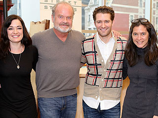 Broadway's Finding Neverland Begins Rehearsals