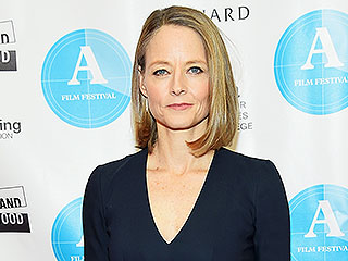 Jodie Foster Says Her Two Sons Are 'Amazing Artists' | Jodie Foster