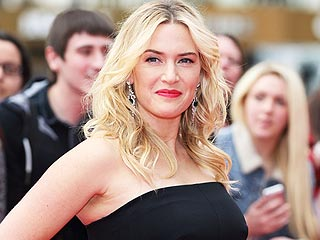 Kate Winslet on Losing Baby Weight: 'I'd Rather Be Well-Fed and Happy'