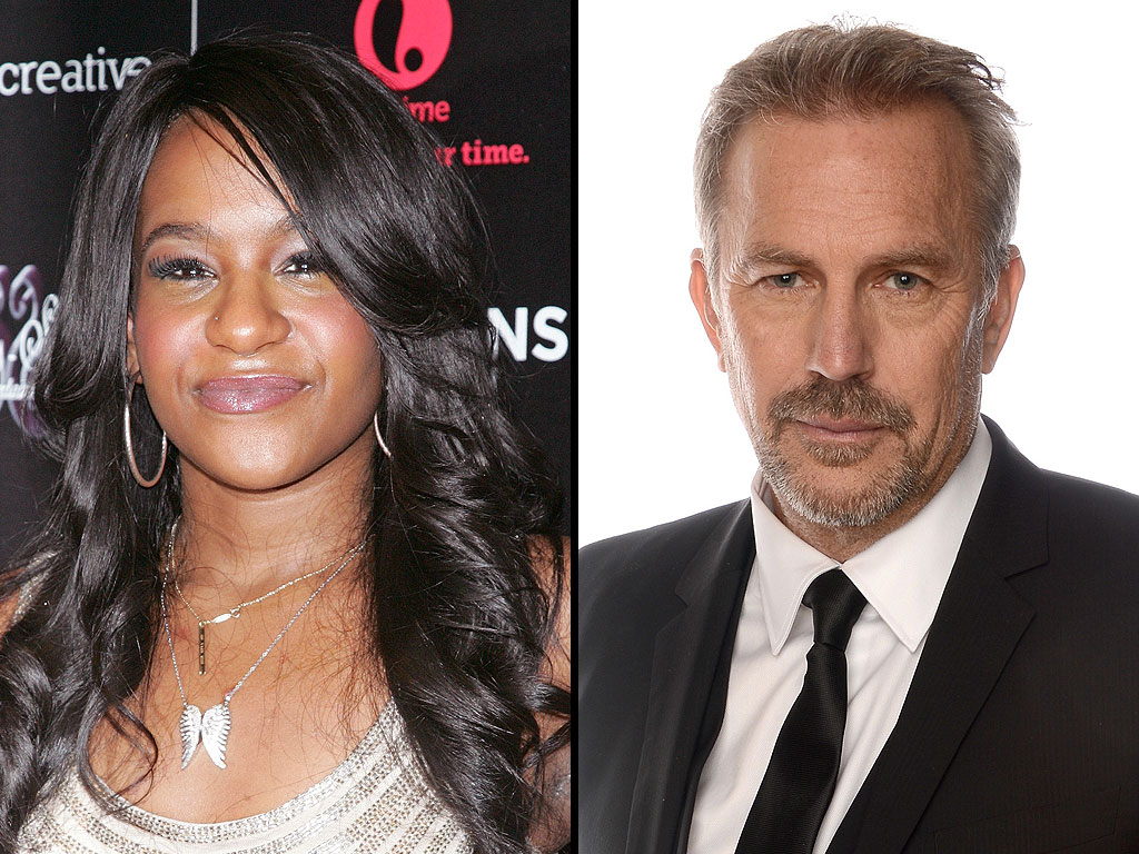 Bobbi Kristina Brown: Kevin Costner Comments on Whitney Houston's Daughter