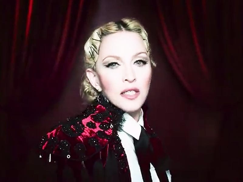 Madonna Is Biggest Artist to Debut Music Video on Snapchat