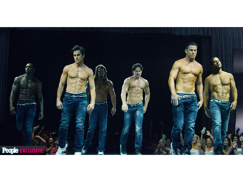 See Channing Tatum in Magic Mike XXL First Look (MORE Photos Added!)| Magic Mike, Movie News, Channing Tatum, Joe Manganiello, Matt Bomer