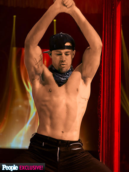 See Channing Tatum in Magic Mike XXL First Look (MORE Photos Added!)