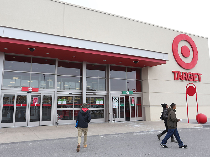 Target Removing Gender-Based Signs from Stores