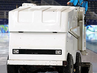 Fargo Man Arrested for Allegedly Driving Zamboni Drunk on the Job