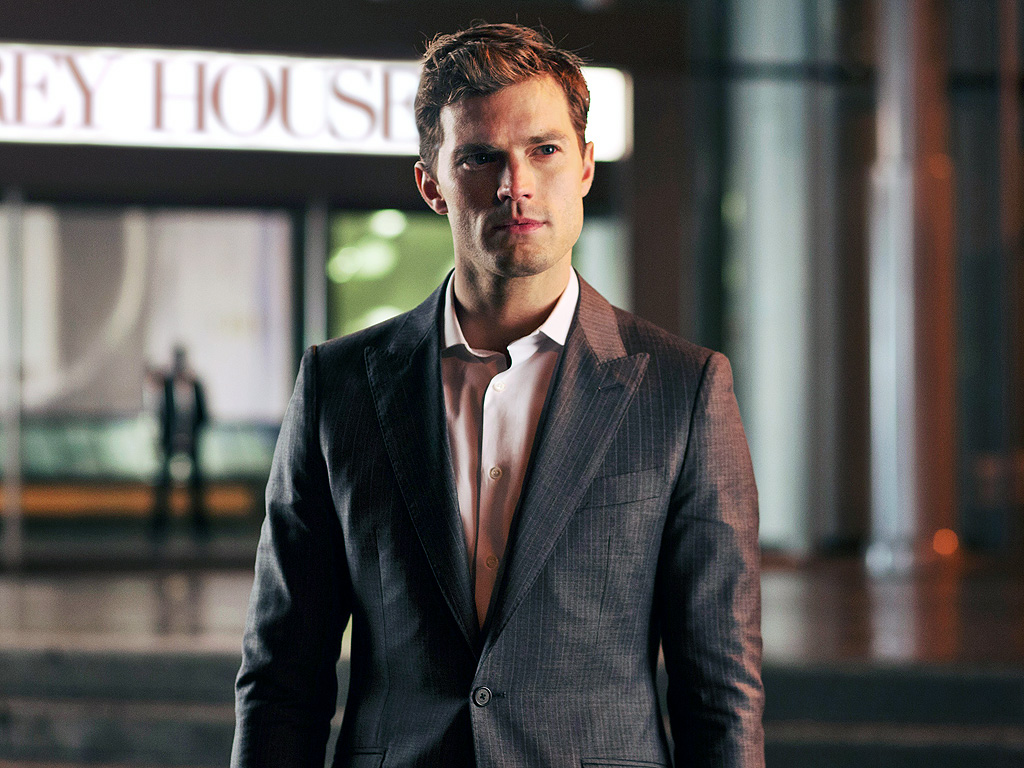 Fifty Shades of Sexy: Jamie Dornan is Already 'Looking Forward to Embodying Christian' Again| Fifty Shades of Grey, Sexiest Man Alive, Sexiest Man Alive, Sexiest Man Alive Ad Tag, Jamie Dornan