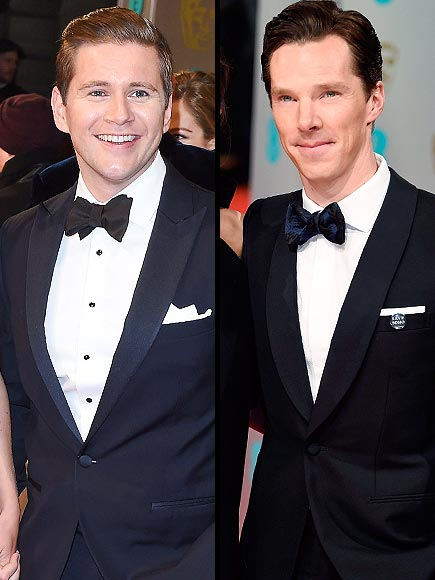 Allen Leech on Benedict Cumberbatch Becoming a Dad