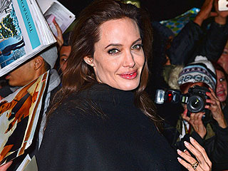Angelina Jolie Launches Center for Women, Peace and Security in London | Angelina Jolie