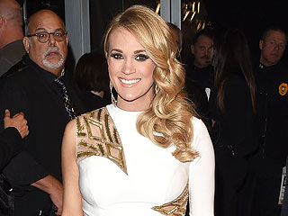 Carrie Underwood Wins Best Country Solo Performance